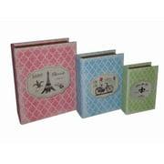 Cheungs 3 Piece Book Box Set