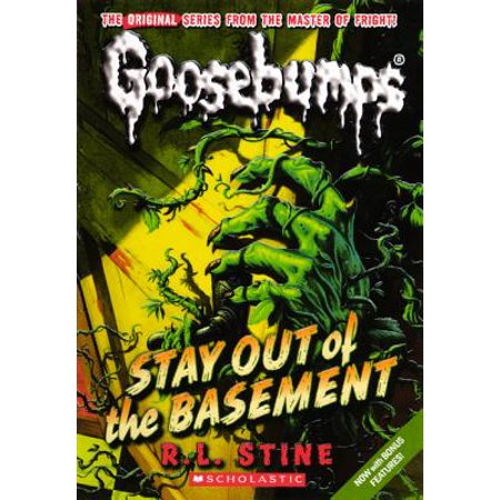 Stay Out of the Basement - Goosebumps Stay Out Of The Basement Movie