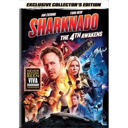 Sharknado 4: The 4th Awakens (DVD) - Movies Like Sharknado