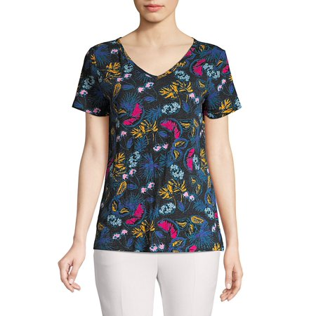 Tommy Bahama Floral Tankini (Floral Cotton Top)