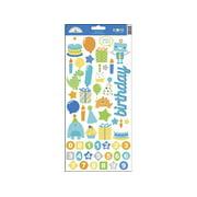 Doodlebug Hip Hip Hooray Sticker Cdstk Icons