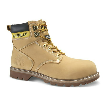 Shift Steel Toe Boot (Caterpillar Men's Footwear Second Shift Steel Toe Slip Resistant Work Boots )