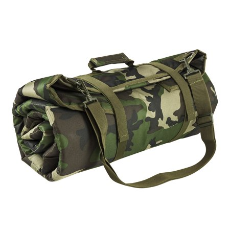 Shooting Mat - NcStar Roll Up Shooting Mat Woodland Camo