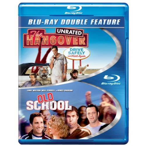 The Hangover / Old School (Blu-ray) (Widescreen)