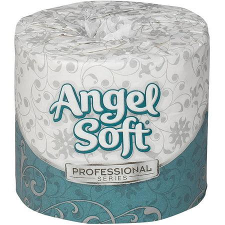 Georgia Pacific Professional Angel Soft Premium Bathroom Tissue  450 Sheets  80 Rolls