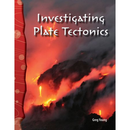 Investigating Plate Tectonics - eBook