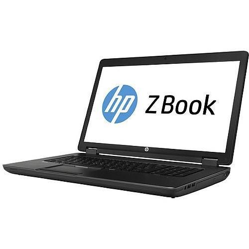 HP ZBOOK I7/2.7 17.3 8GB 512GB SSD W7P-W8P