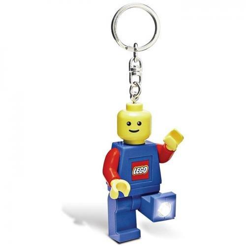 LEGO City LED Keychain Light