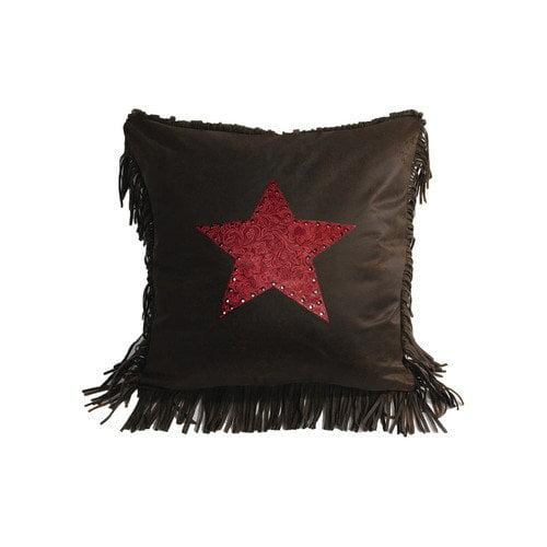Cheyenne Star Throw Pillow