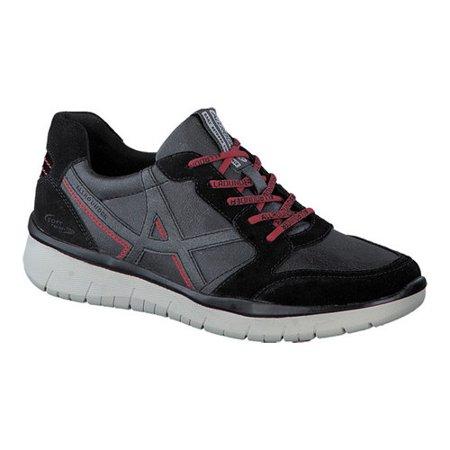 Women's Allrounder by Mephisto Lucaya Sport Shoe Allrounder Black Shoes