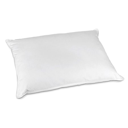 Polyester Antimicrobial (HyperClean Natural Plus Pillow - Revolutionary New Antimicrobial Polyester - Bed Pillow, King - White)