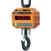 CAS 15-THD Caston III Digital Crane Scale  30000 lbs x 10 lb