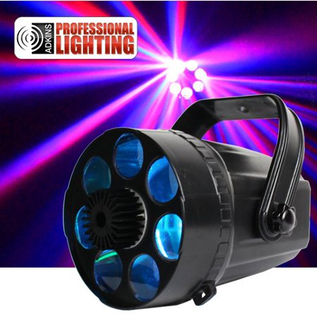Micro-Moon-Phase RGB Moonflower LED Light - Adkins Professional