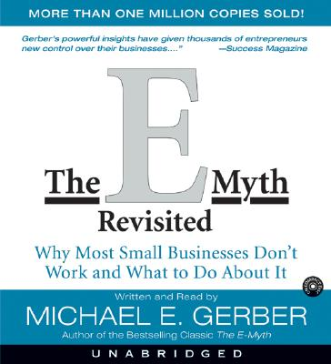 The E-Myth Revisited (Audiobook)