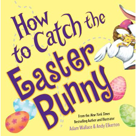 How to Catch the Easter Bunny - Easter Bunny Coloring Pages