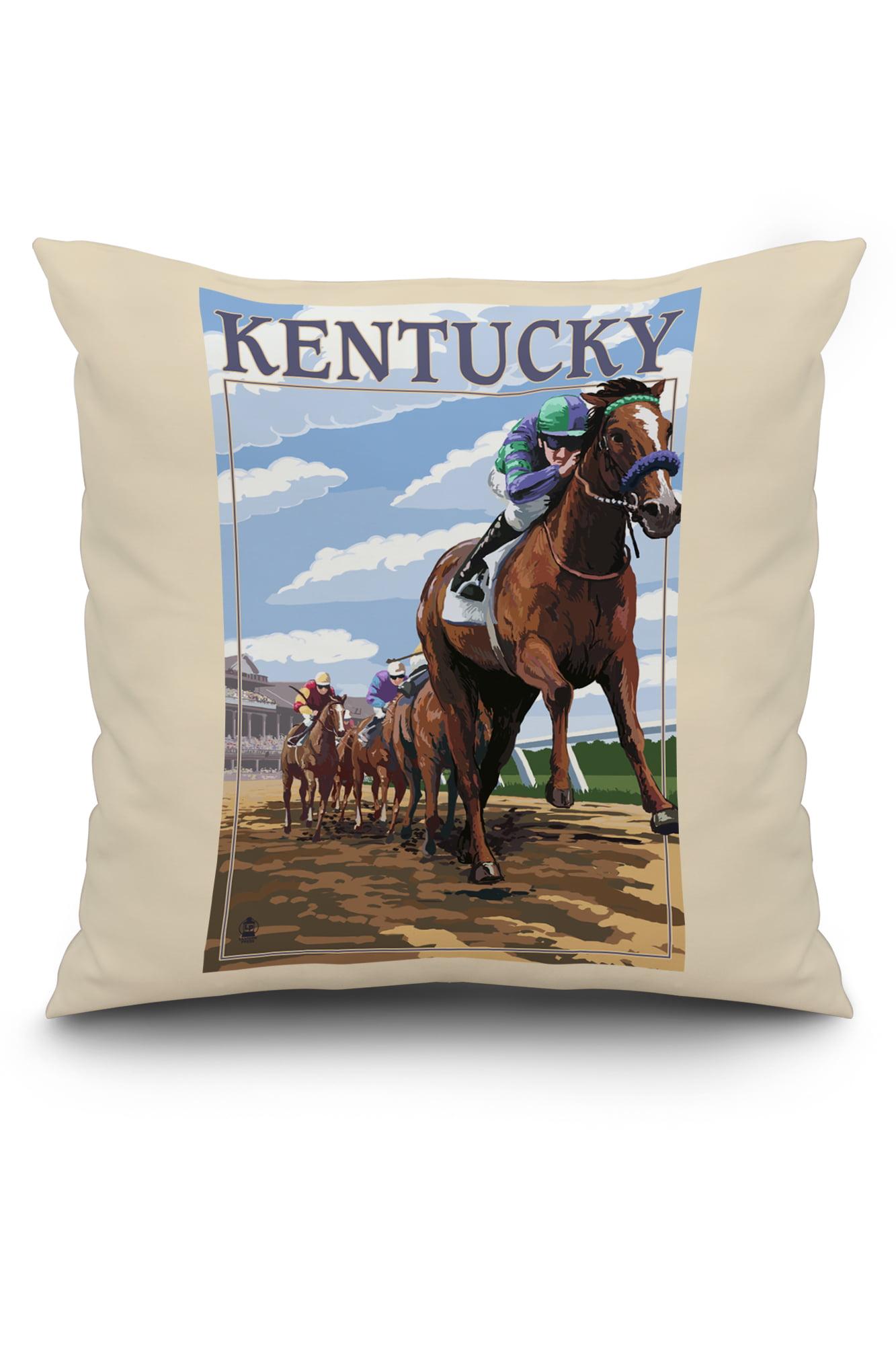 Horse Pillow READY
