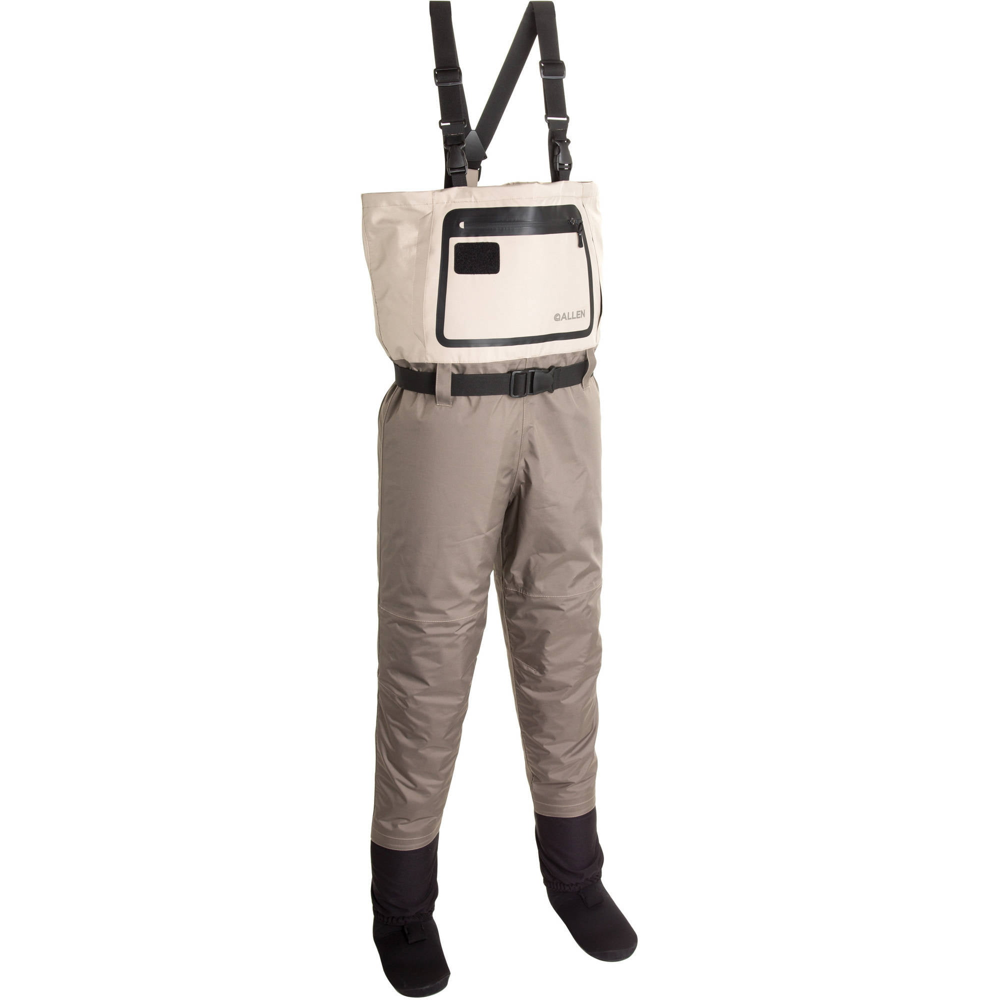 Allen Sweetwater Guide Convertible Stockingfoot Waders, 2XL by Allen Company
