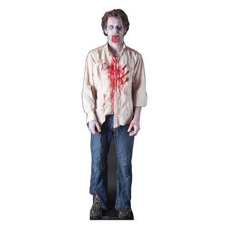 Advanced Graphics 1382 Zombie Guy - 72