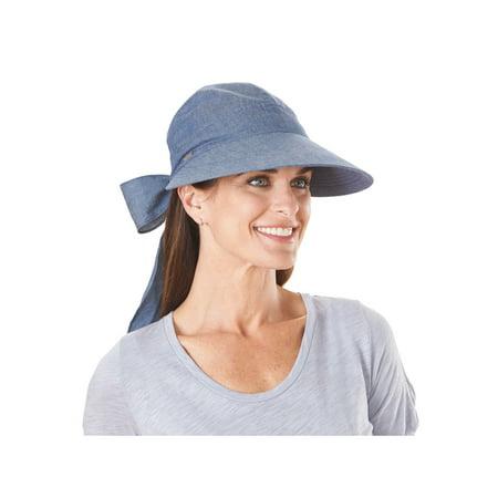 Women's Wide Brim Sun Hat - Provides UV Protection UPF50