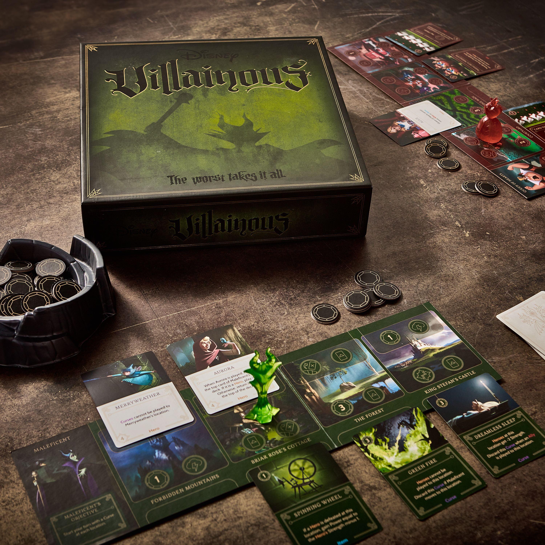 Wonder Forge Disney Villainous - Walmart com