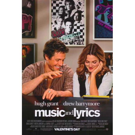Music and Lyrics POSTER Movie (27x40)