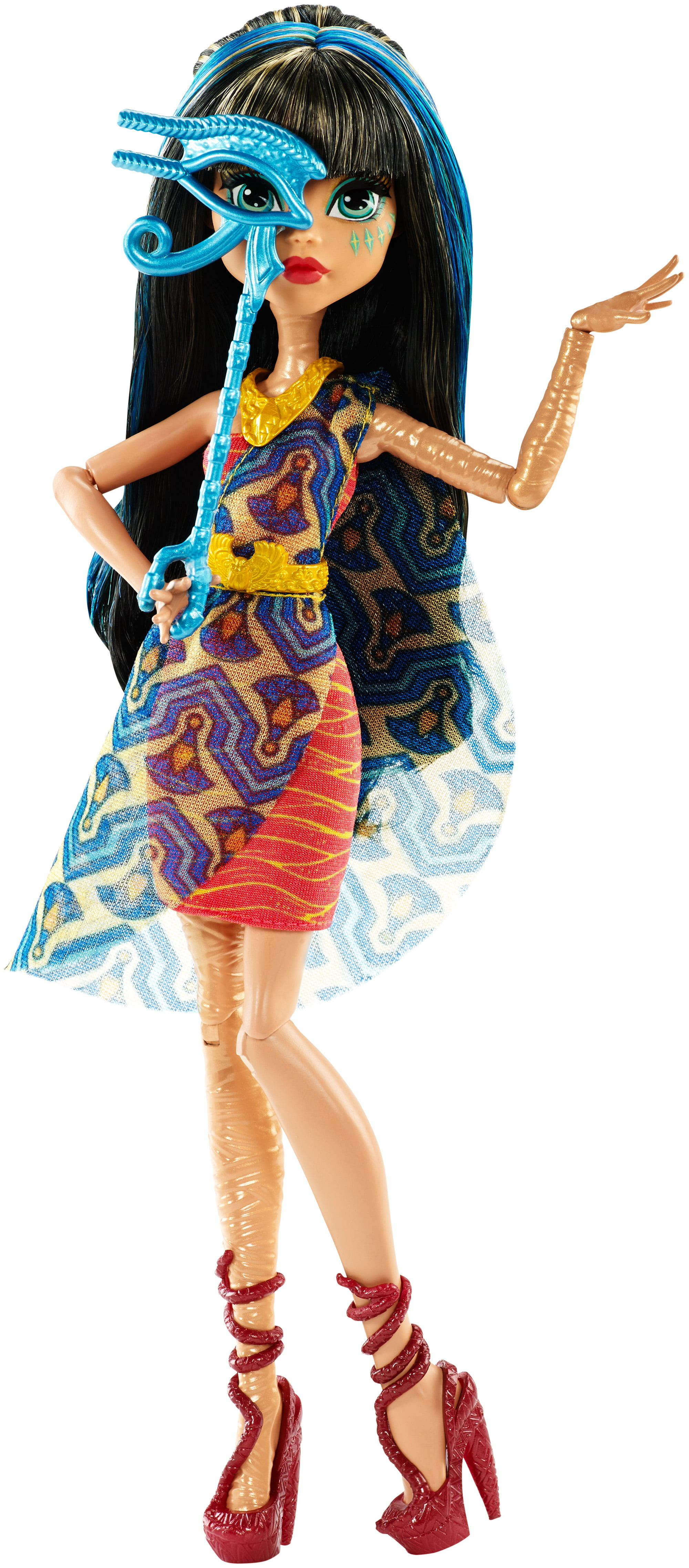 Monster High Welcome to Monster High Cleo de Nile Doll by MATTEL INC.