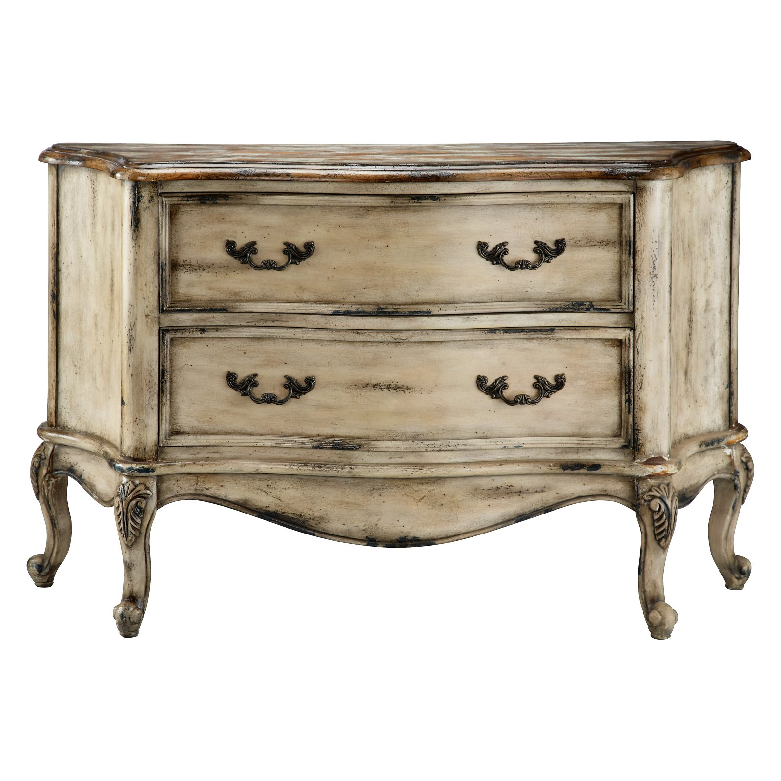 Dorset 2 Drawer Leg Chest