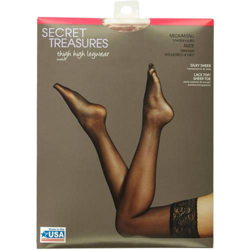 George Women's Thigh High Stockings