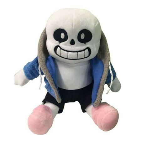 Undertale Snowdin Halloween (Latest Undertale Sans Plush Dolls Figure Papyrus Toriel Stuffed Plushie Kids)