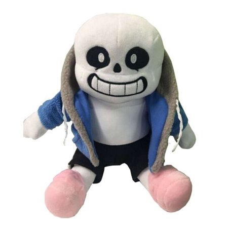 Undertale Sans Plush Stuffed Doll 22cm Toy Hugger Cushion Cosplay Toy Gifts - Baby Cosplay Ideas