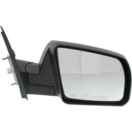 Kool Vue Mirror - TY122ER - For Toyota Tundra, Passenger Side, Manual Folding