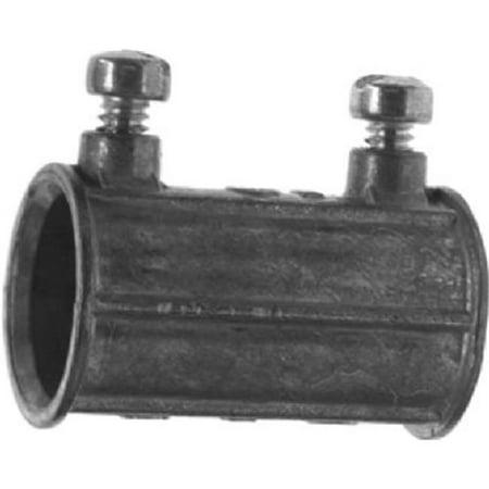 91222 0.75 in. Electrical Metallic Tubing Set Screw Coupling - image 1 de 1