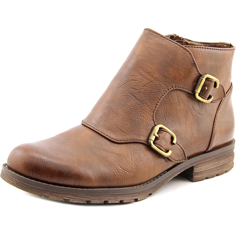 Click here to buy Naturalizer Breena Round Toe Synthetic Bootie by Naturalizer.