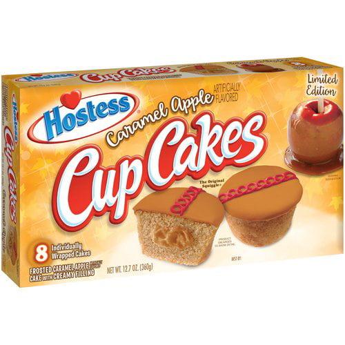 Hostess Caramel Apple Cup Cakes, 8 ct, 12.7 oz