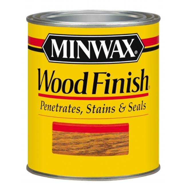 Minwax .50 Pint Driftwood Wood Finish Interior Wood Stain 22126