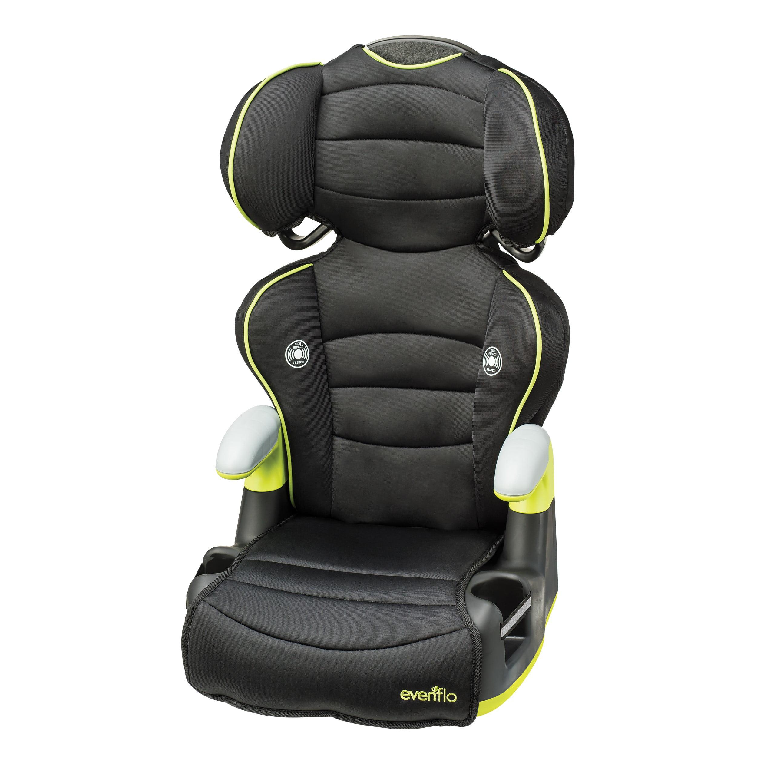 Evenflo Big Kid High Back Booster Car Seat, Naperville