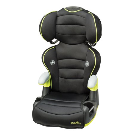 Evenflo Big Kid LX High Back Booster Car Seat, Naperville