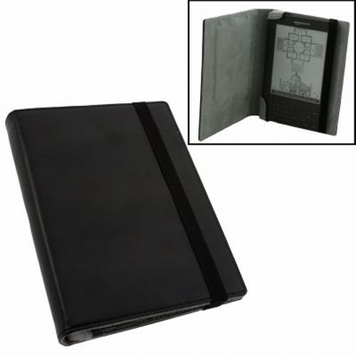 Kindle Book Cover Leather Travel Case 1st Gen Keyboard Fire