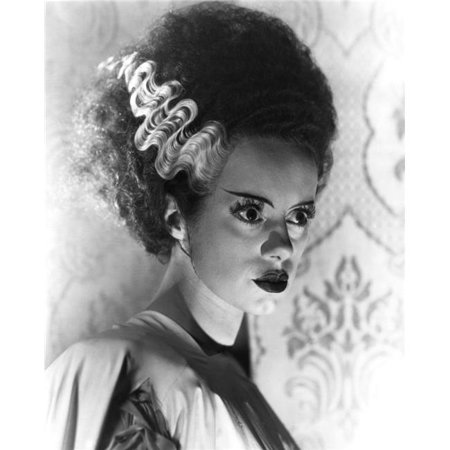 Everett Collection EVCMBDBROFEC105H Bride of Frankenstein Elsa Lanchester 1935 Photo Print, 8 x 10