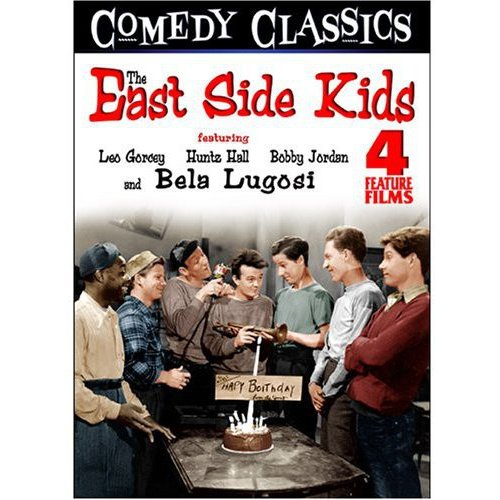 Comedy Classics: The East Side Kids Clancy Street Boys   The East Side Kids (The Movie)   Little Tough Guy  ... by PLATINUM DISC CORPORATION