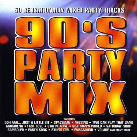 90's Party Mix - Kid Halloween Movies From The 90's