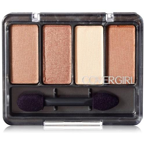 COVERGIRL Eye Enhancers 4 Kit Shadow, Country Woods 215, 0.19 Ounce Package
