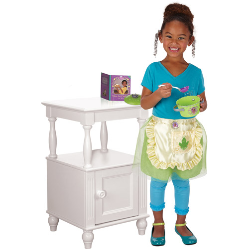 Disney Princess Time To Play Dress Up Play Set, Cook with Tiana