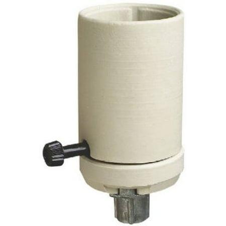 Upgradelights 3 Way Switch Mogul Porcelain Lamp Socket, 750 Watts By - Porcelain Three Light