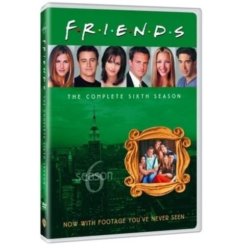 Friends: The Complete Sixth Season (Full Frame)