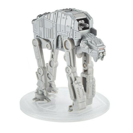Hot Wheels Star Wars Starships The Last Jedi First Order Heavy Assault Walker Vehicle ()