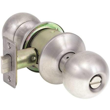 (US Lock 2010 Series Privacy Lockset 2-3/8