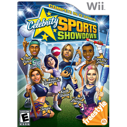 Celebrity Sports Showdown (Wii)