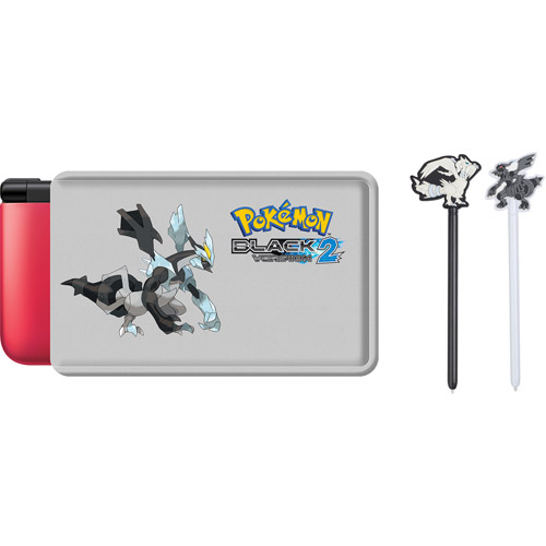 Pokemon Black and White Accessory Pack w/ Universal Sleeve & 2 Character Styluses (DS)
