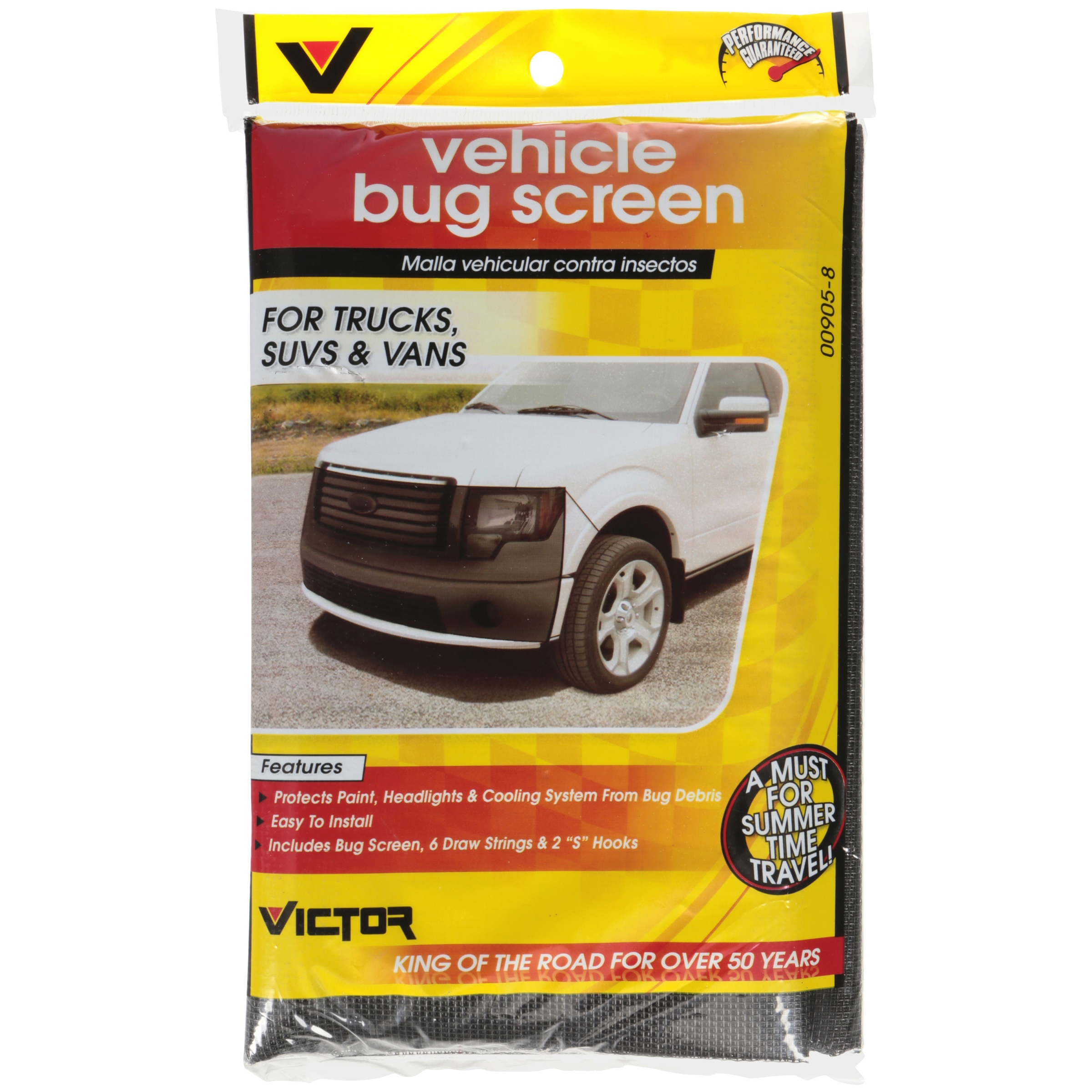 Victor 22-5-00905-8 24 x 84 Bug Screen for SUV//Truck